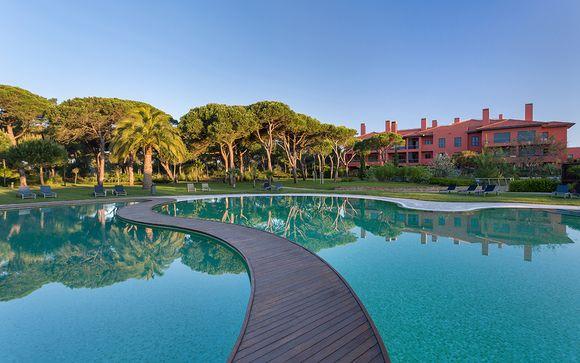 Award-Winning Coastal Spa Resort