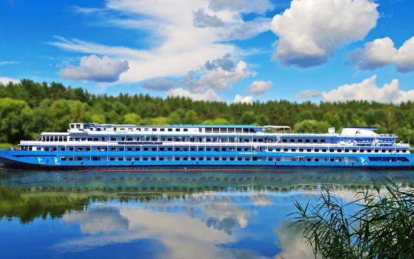 Splendours of Russia in a Volga Cruise