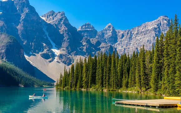 Canadian Rocky Mountains to Pacific Coast Fly Drive