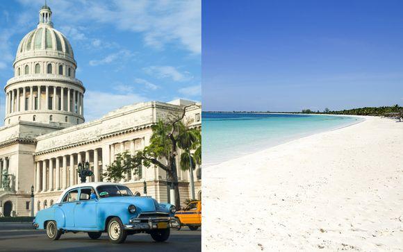 Homestay Havana, Trinidad & Melia Las Dunas 5*