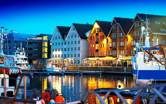 Scandic Oslo City Hotel 4*