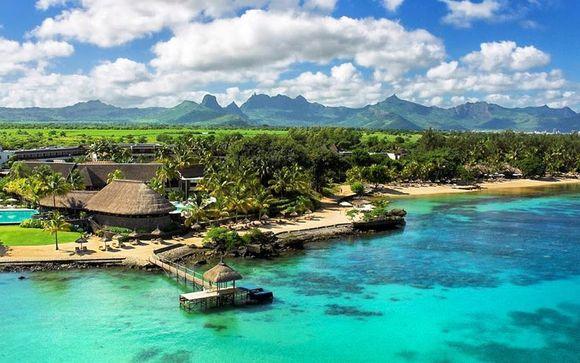 Maritim Resort & Spa Mauritius 5* with Optional Dubai