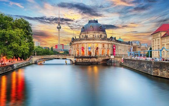 Charming Hotel in Central Location Close to Museum Island