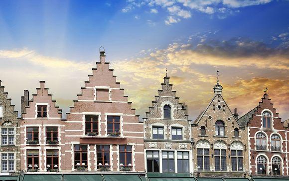 NH Brugges 4*