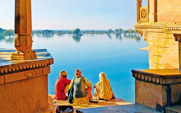 Rajasthan Tour 4 & 5* with Optional Abu Dhabi Stopover