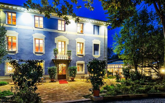 Stunning 19th Century Villa Close to Lucca