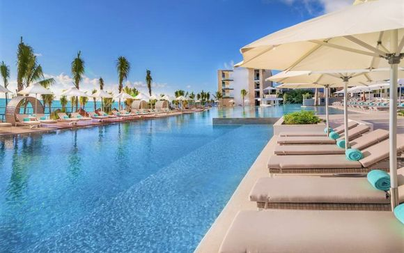 All Inclusive Adults-Only Beachside Break