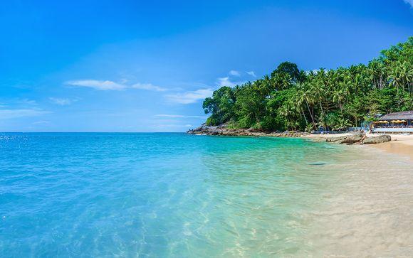Cape Sienna Phuket, Koh Yao Yai Village & The Sands Khao Lak 4*