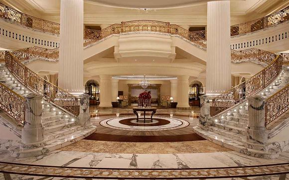 Habtoor Palace, LXR Hotels & Resorts 5*
