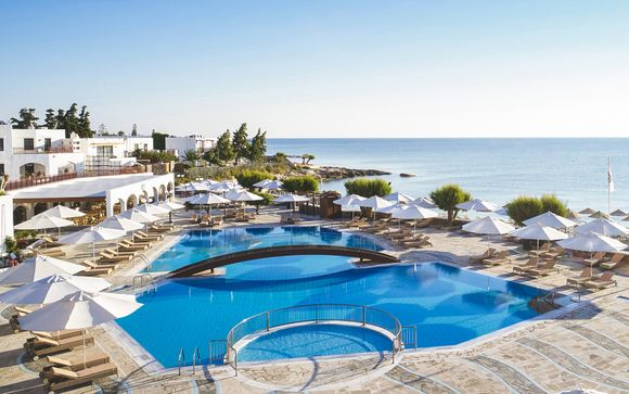 All Inclusive Beach Resort with Sea Views