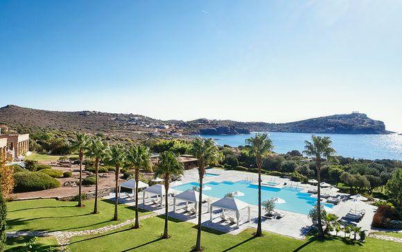 Beachfront Hotel on the Attica Riviera
