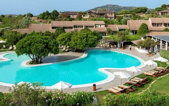 Chia Laguna Hotel Village 4*