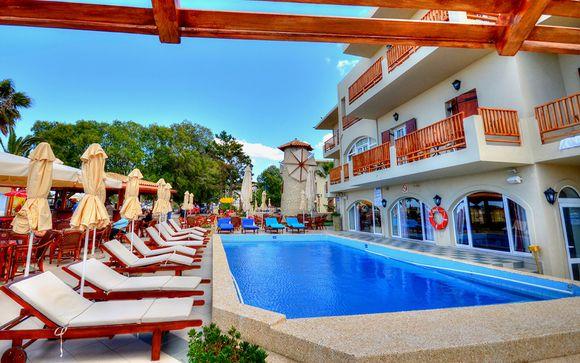 Kalyves Beach Hotel 4*