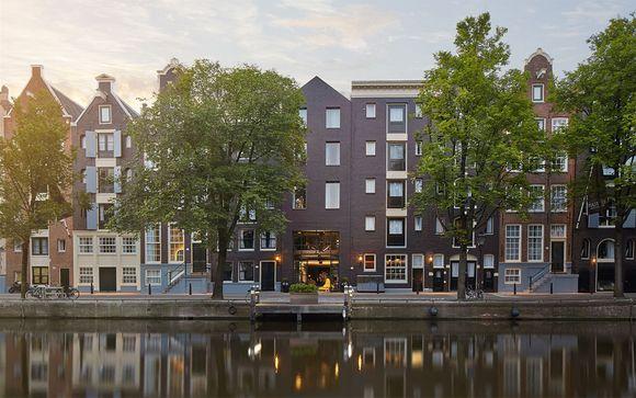 Pulitzer Amsterdam - Preferred LEGEND Collection 5*