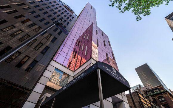 Concorde Hotel New York 4*