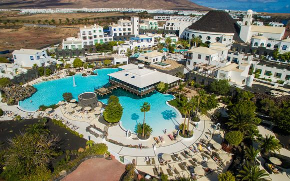 Hotel The Volcan Lanzarote 5*