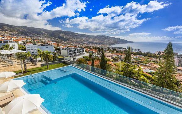 Madeira Panoramico Hotel 4*