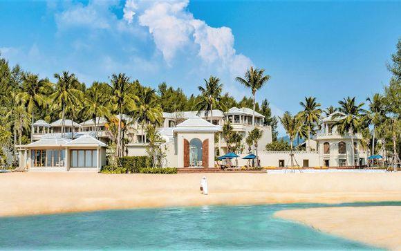 Devasom Khao Lak Beach Resort & Villas 5*