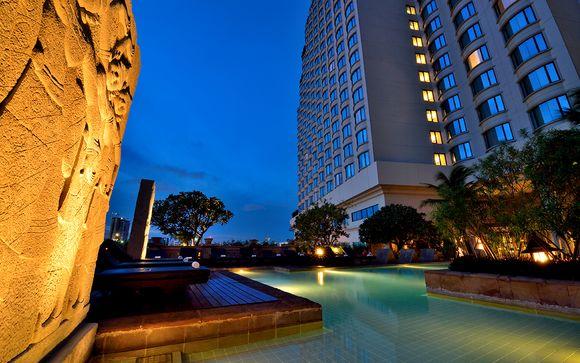 Century Park Hotel Bangkok 4*