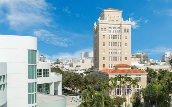 Optional Washington Park Hotel South Beach 4*