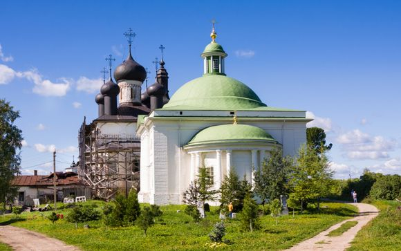 Your Cruise Itinerary from Moscow to St Petersburg In Brief