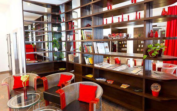 Hotel Boltzmann 4*