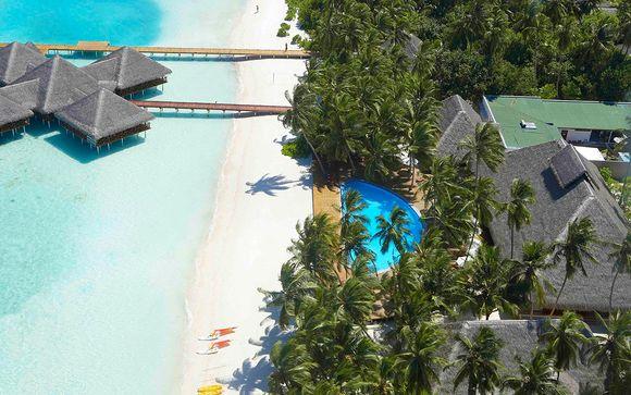 Medhufushi Island Resort 4*