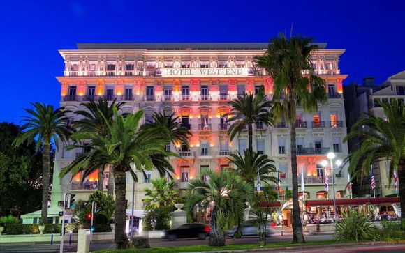 Hotel West End Nice 4*