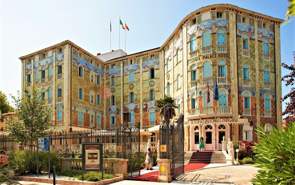 Grande Albergo Ausonia & Hungaria Wellness Spa 5*