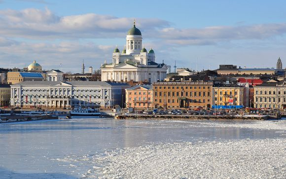 Optional Stopover in Helsinki