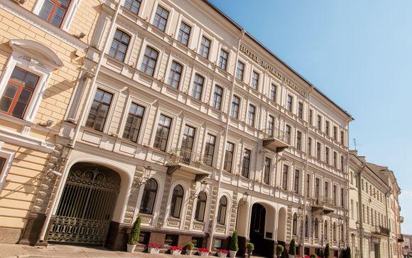 Kempinski Hotel Moika 22 5*