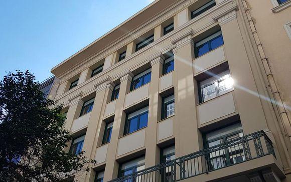 Klepsydra Urban Suites 4*