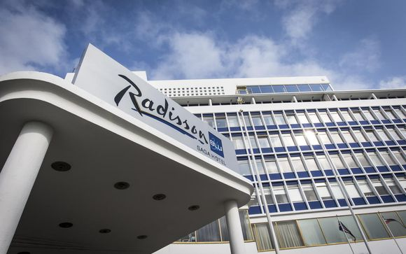 Radisson Blu Saga Iceland 4*
