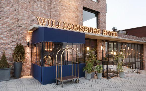 The Williamsburg Hotel 5*