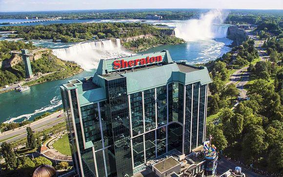 Sheraton on the Falls Hotel 4*