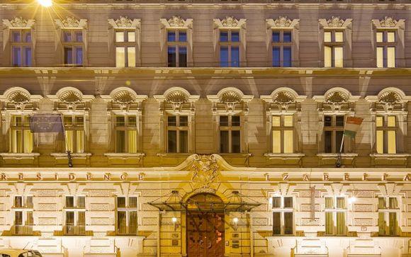 Mamaison Residence Izabella Budapest 4*