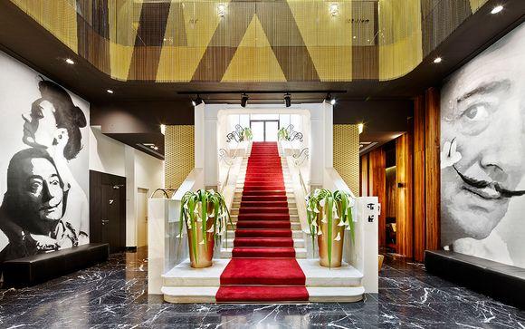 Vincci Gala Hotel 4*