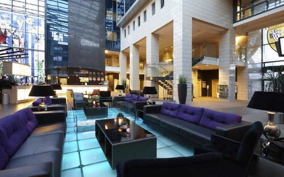 Grand Hotel Reykjavik 4*