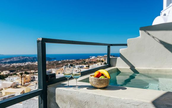 Santorini Dreams Villas