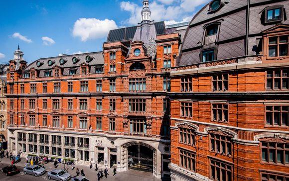 Andaz London Liverpool Street 5*