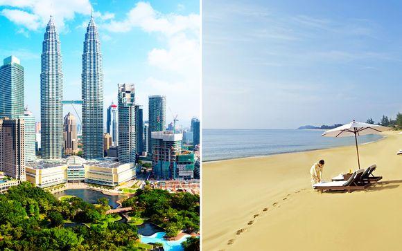 The Majestic Hotel Kuala Lumpur & Tanjong Jara Resort 5*