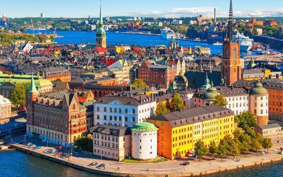 Stockholm & Riga Tour