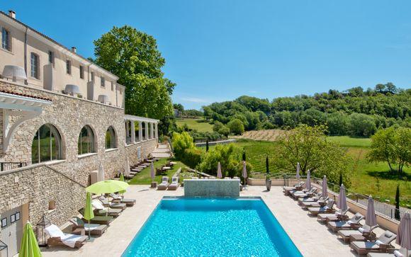 Le Couvent Des Minimes Hotel Spa 5 Mane En Provence Up To