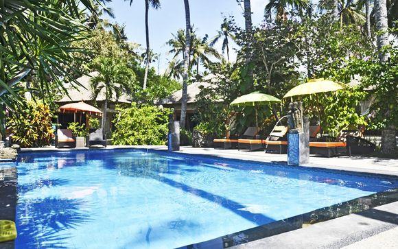 Bayshore Villas Candidasa (depending on the chosen offer)