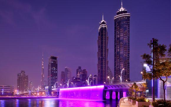 JW Marriott Marquis Dubai 5*