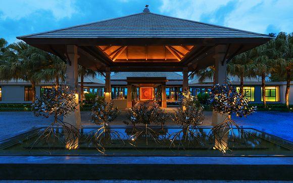 Phuket Marriott Resort & Spa, Nai Yang Beach 5*
