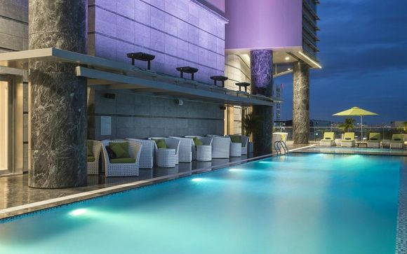 Pullman Saigon Centre 5* - Ho Chi Minh City