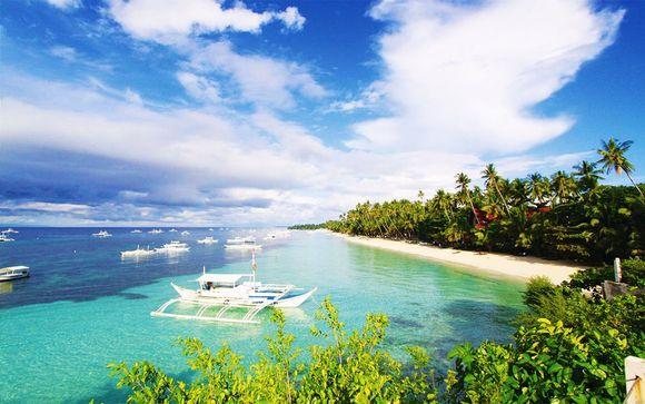 Philippines North Luzon Tour & Cebu Beach Stay