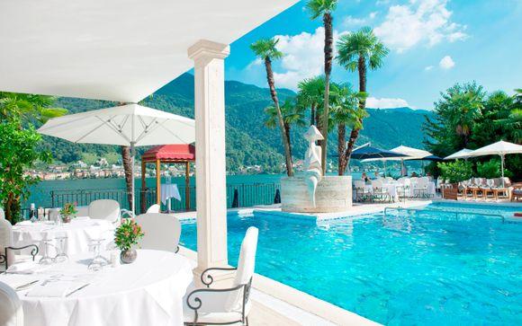 Luxury Lakeside Spa Escape