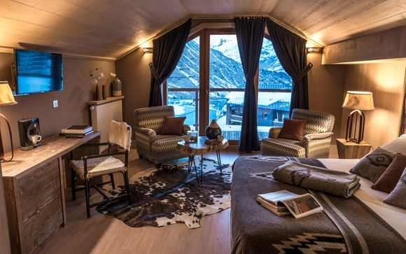 Mountain Stay in the Heart of Trendy Ski Resort